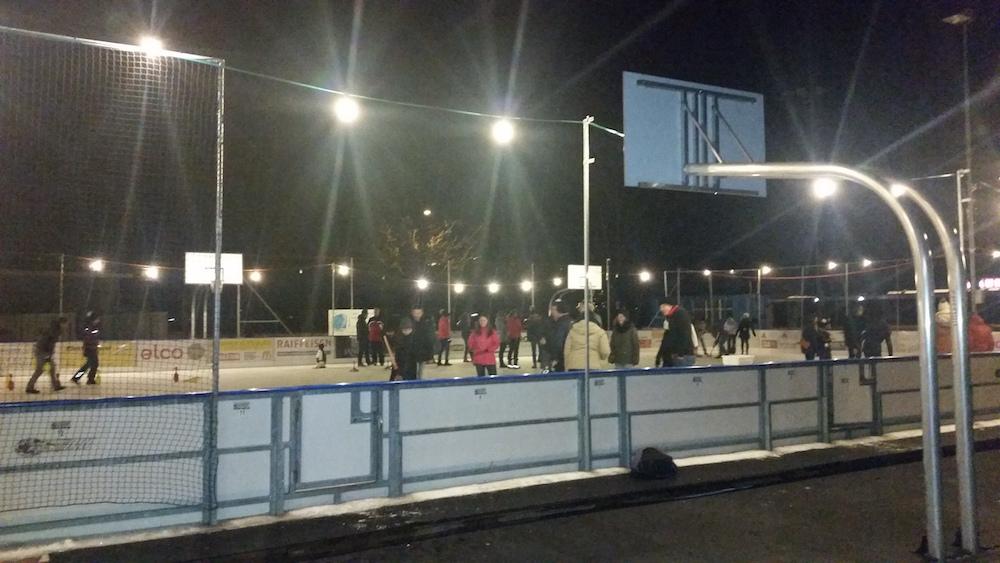 Vereinsanlass Eispark 2016