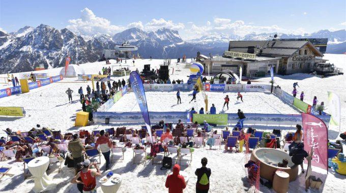 Snow Volley Erobert Die Schweiz