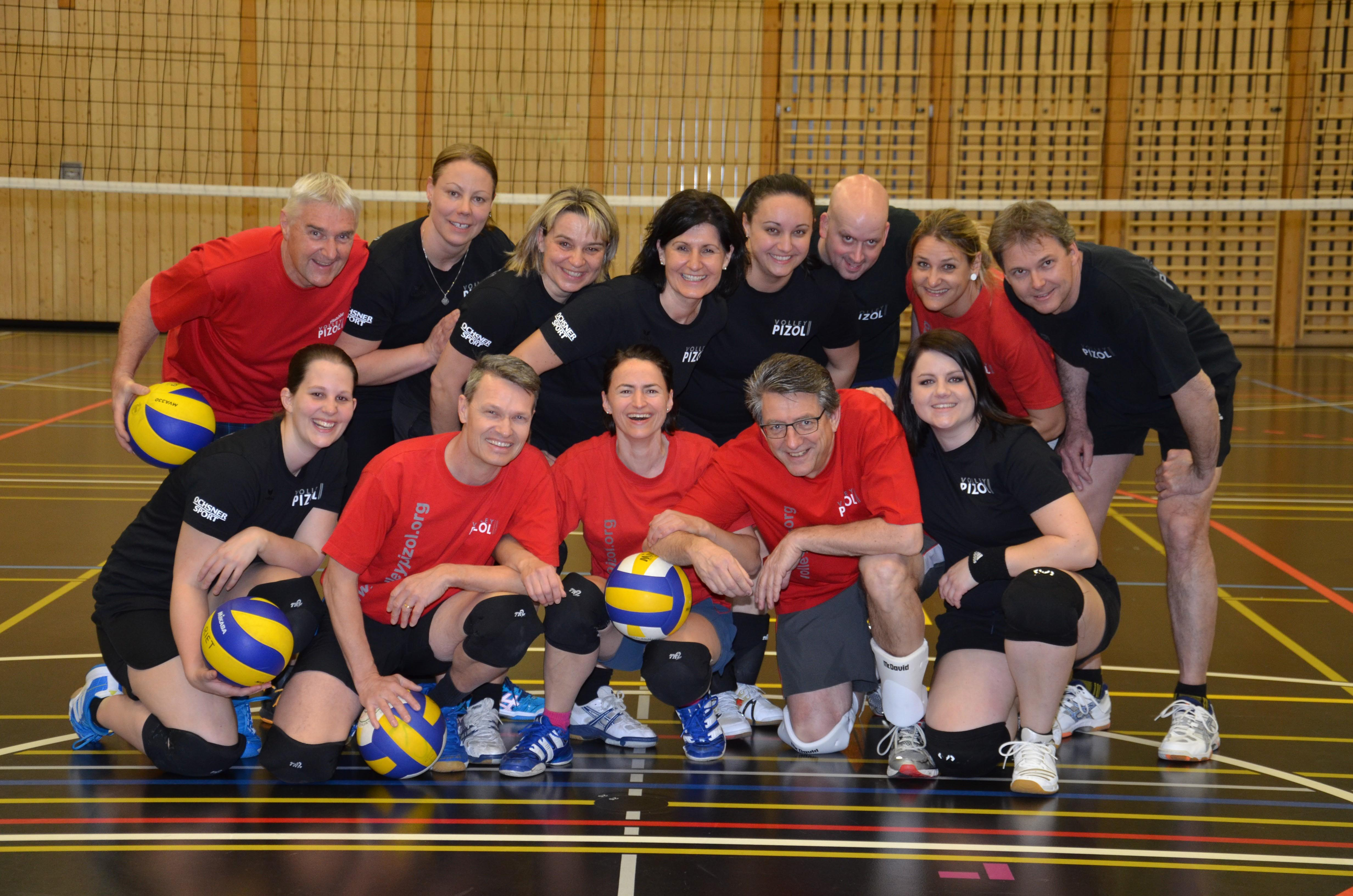Volleypläuscher Sargans mixed