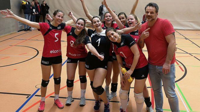 2. Liga-Damen Beendet Saison Auf Dem 2. Rang